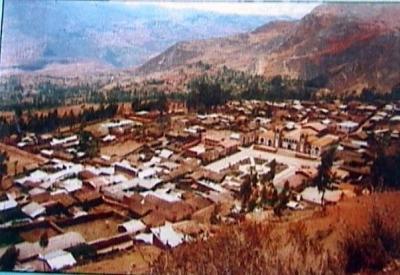 Llamellin tierra colorada - Prov. Antonio Raimondi --  Region Ancash  --  PERU