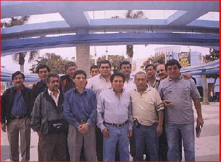 FIESTA  PESQUERA EN  HUACHO - PERU